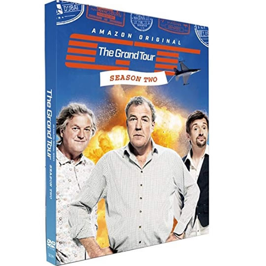 The Grand Tour Season 2 DVD