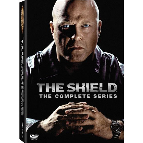 The Shield DVD Complete Series Box Set