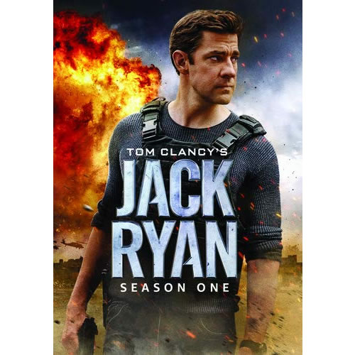 Tom Clancy's Jack Ryan Season 1 DVD
