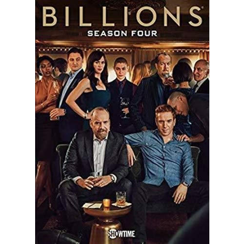 Billions Season 4 DVD