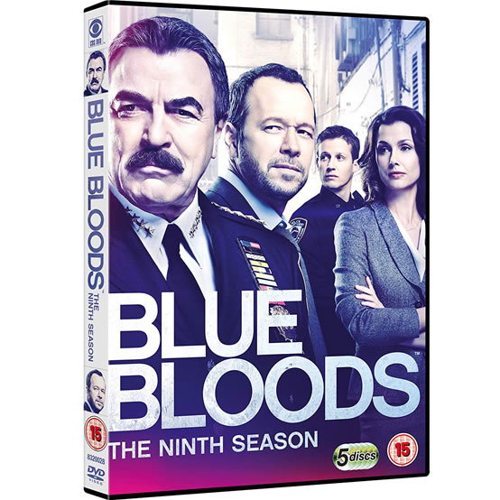 Blue Bloods Season 9 DVD