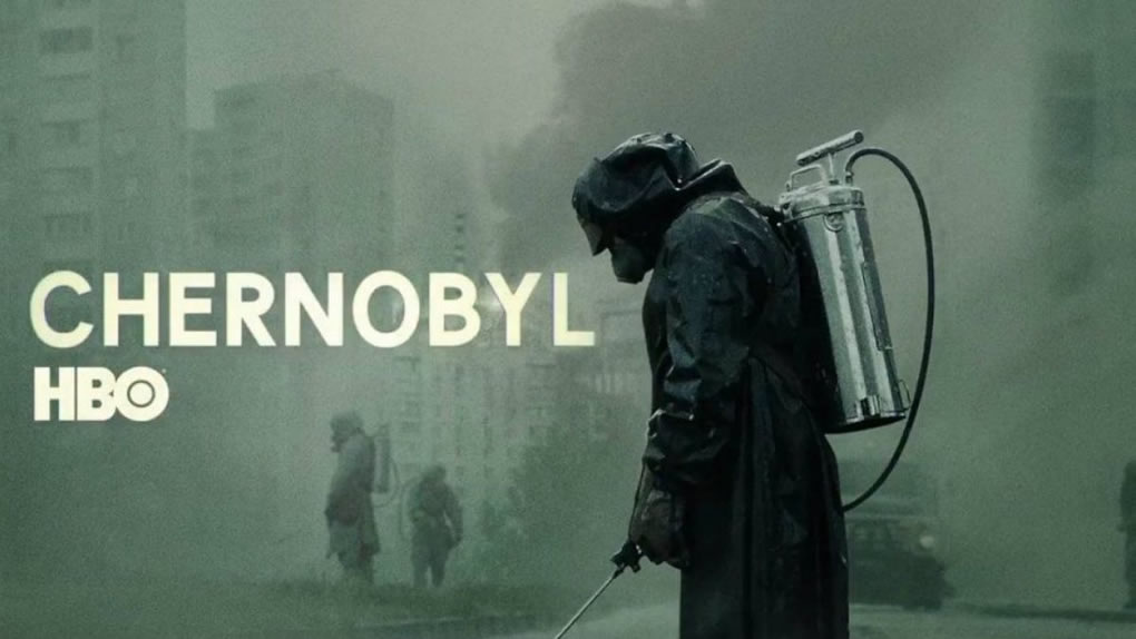 What did Russia think of HBO's Chernobyl