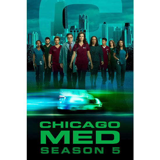 Chicago Med Season 5 DVD