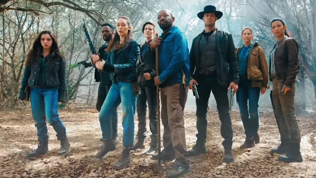 Fear the Walking Dead Season 5 Filming Locations in Austin