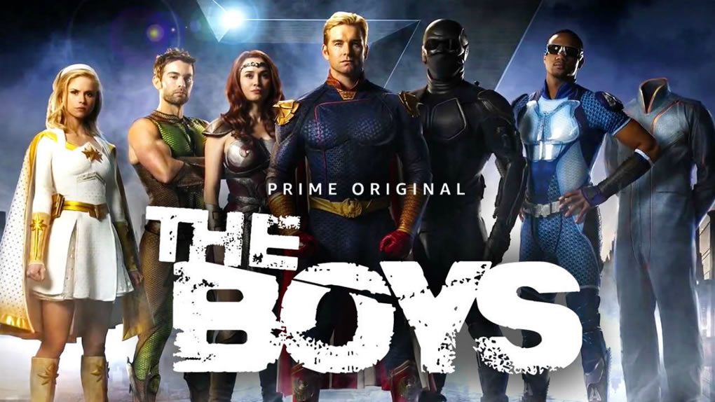 The Boys Is Brutal Surprisingly Thoughtful