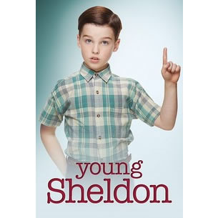 Young Sheldon Season 3 DVD