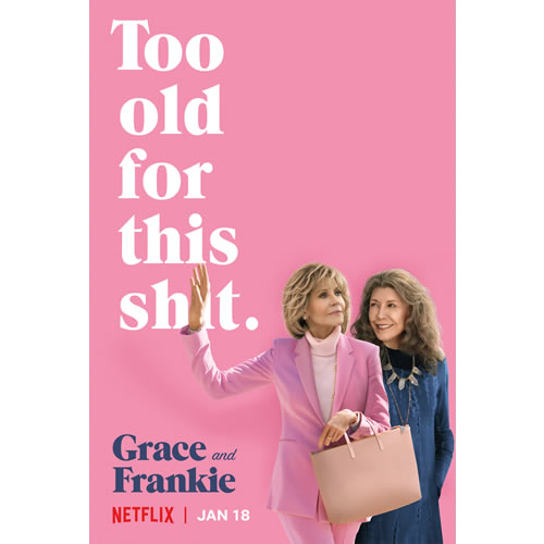Grace and Frankie Season 5 DVD