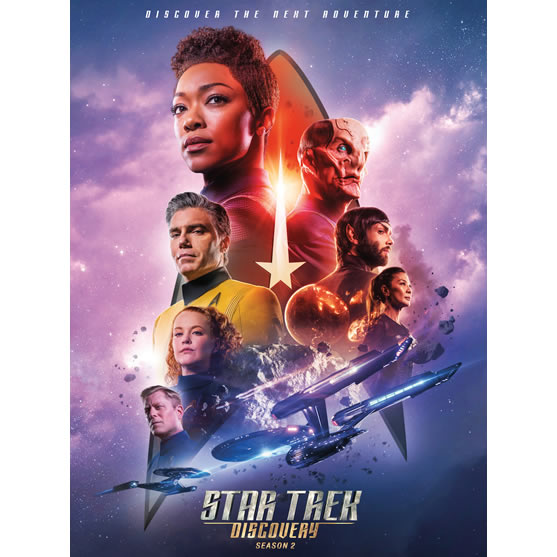 Star Trek: Discovery Season 2 DVD