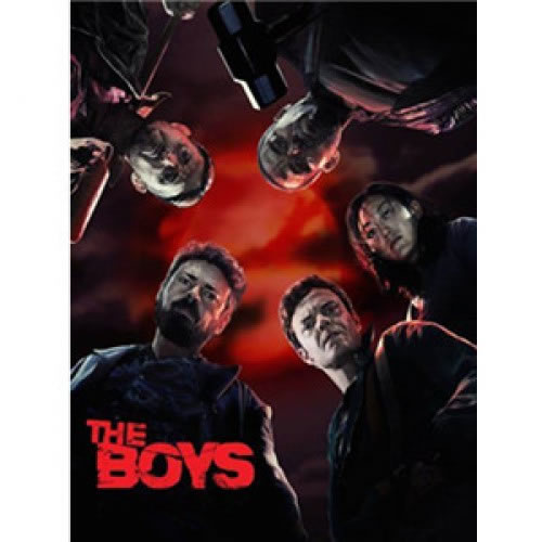 The Boys Season 2 DVD