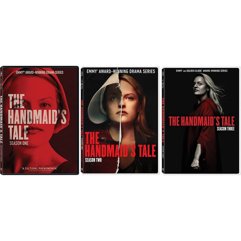 The Handmaid's Tale DVD Complete Series 1-3 Box Set