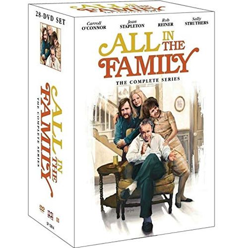 All in The Family Complete Series DVD Box Set