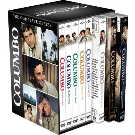 Columbo Complete Series DVD Box Set