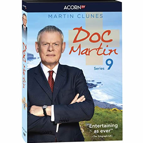Doc Martin Season 9 DVD