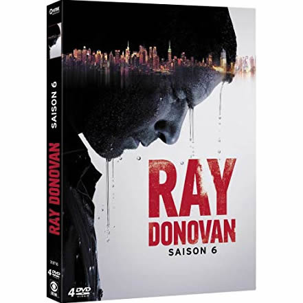 Ray Donovan Season 6 DVD