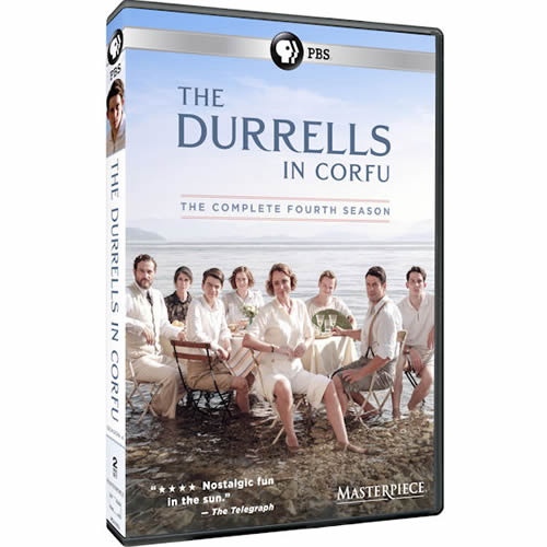 The Durrells Season 4 DVD
