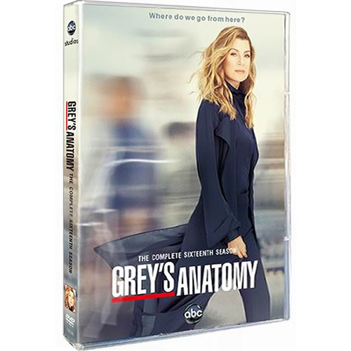 Grey's Anatomy Season 16 DVD