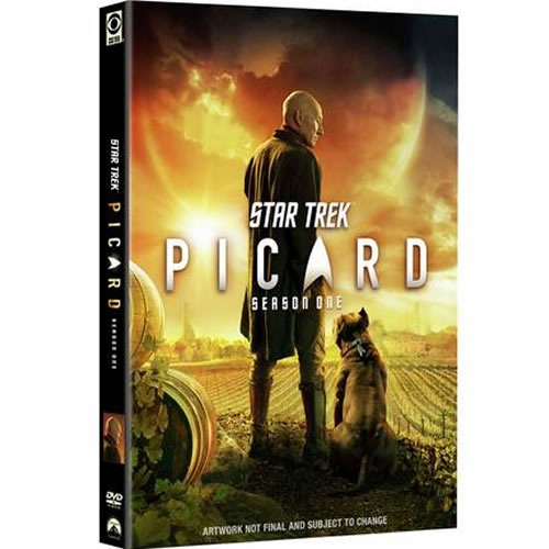 Star Trek: Picard Season 1 DVD