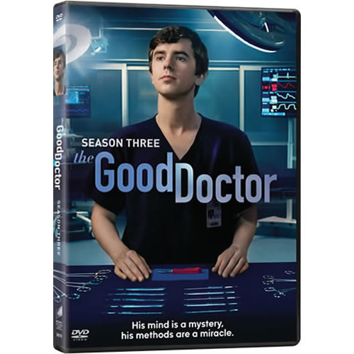 The Good Doctor Season 3 DVD