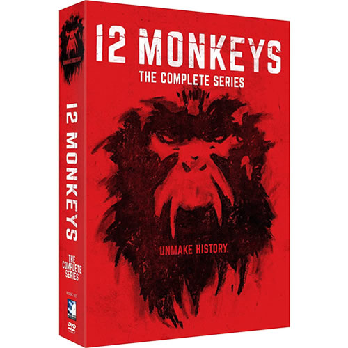 12 Monkeys Complete Series DVD Box Set