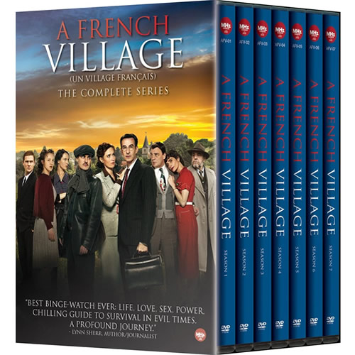 A French Village Box Set (26-Disc DVD)
