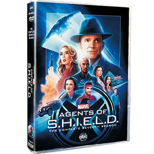 Agents of SHIELD - The Complete Season 7 (3-Disc DVD)