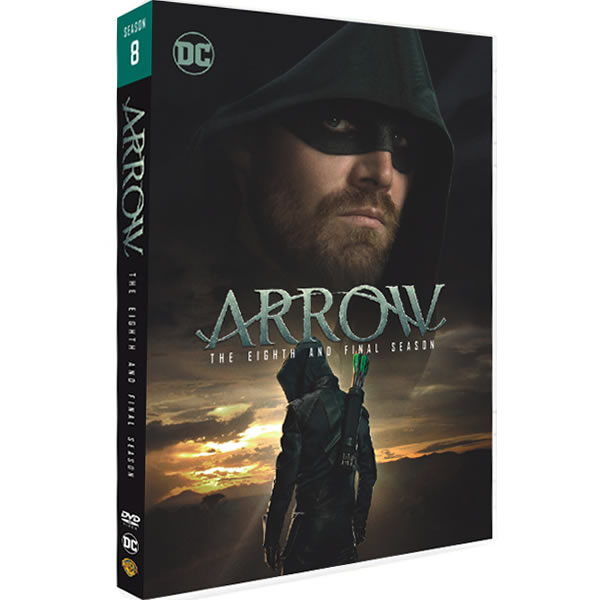 Arrow - The Complete Season 8 (3-Disc DVD)