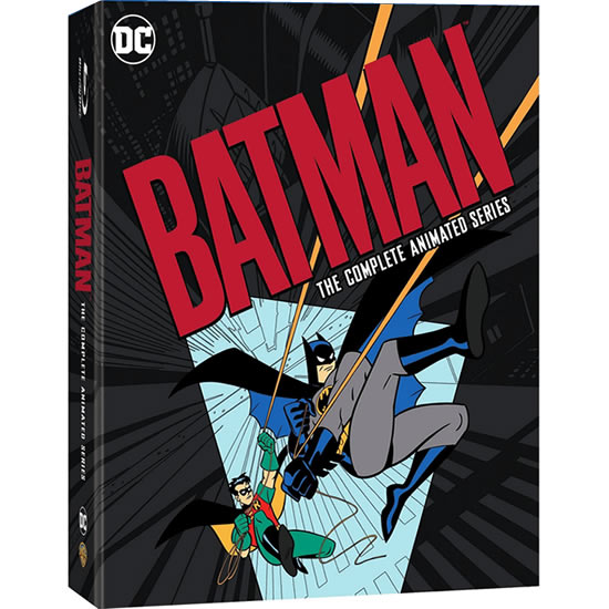Batman: The Complete Animated Series (12-Disc Box Set)