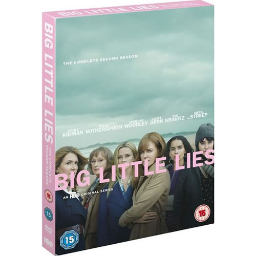 Big Little Lies Season 2 DVD