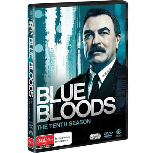Blue Bloods - The Complete Season 10 (4-Disc DVD)