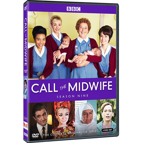 Call the Midwife - The Complete Season 9 (3-Disc DVD)
