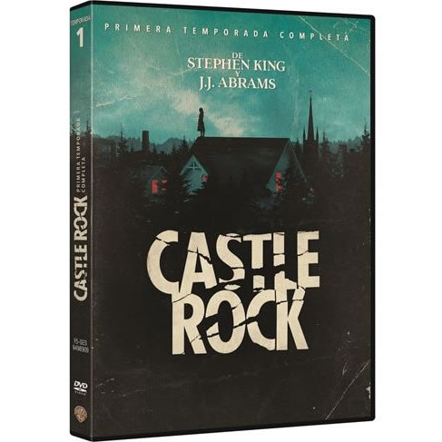 Castle Rock - The Complete Season 1 (3-Disc DVD)