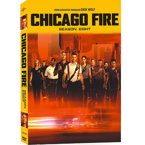 Chicago Fire - The Complete Season 8 (5-Disc DVD)
