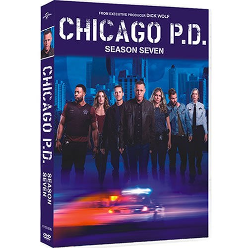 Chicago PD - The Complete Season 7 (5-Disc DVD)