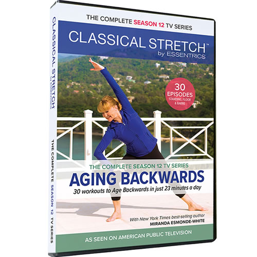 Classical Stretch Complete Season 12 (4-Disc DVD)