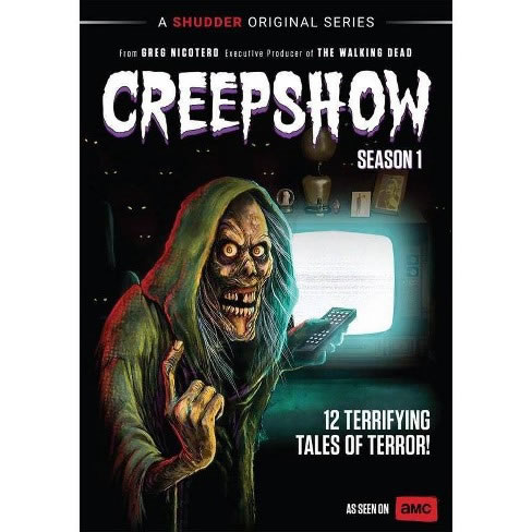 Creepshow - The Complete Season 1 (3-Disc DVD)