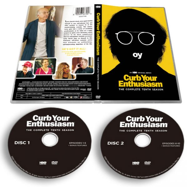 Curb Your Enthusiasm - The Complete Season 10 (2-Disc DVD)