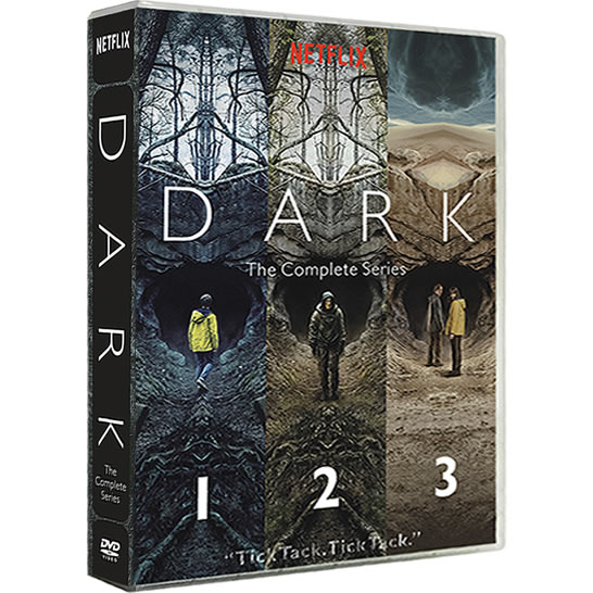 Dark Complete Series 1-3 (9-Disc DVD)
