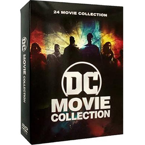 DC 24 Movie Collection (12-Disc DVD)