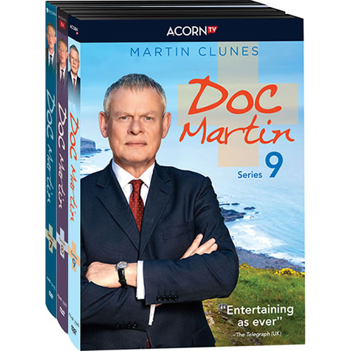 Doc Martin Complete Series 7-9 (7-Disc DVD)
