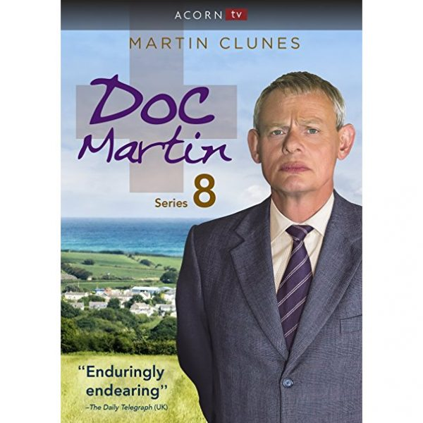 Doc Martin Season 8 DVD