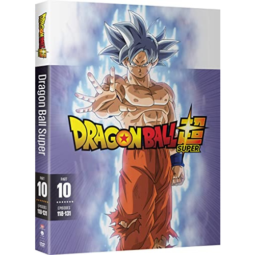 Dragon Ball Super - The Complete Season 10 (2-Disc DVD)