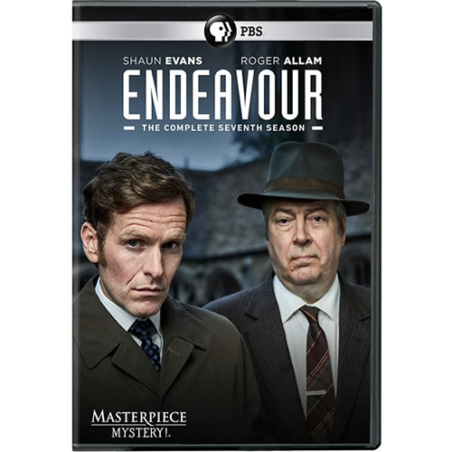 Endeavour - The Complete Season 7 (2-Disc DVD)