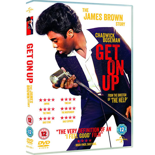 Get On Up DVD (2014)