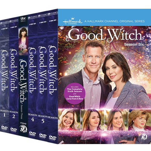 Good Witch Complete Series 1-6 (14-Disc DVD)