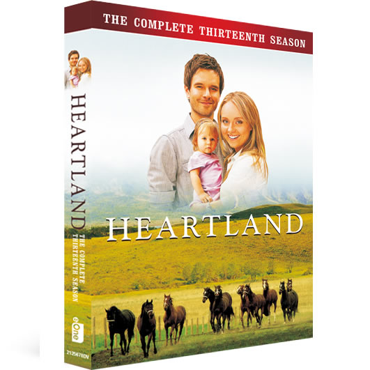 Heartland - The Complete Season 13 (4-Disc DVD)