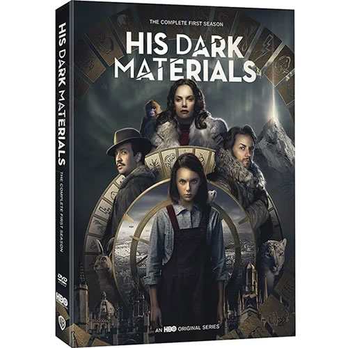 His Dark Materials - The Complete Season 1 (3-Disc DVD)