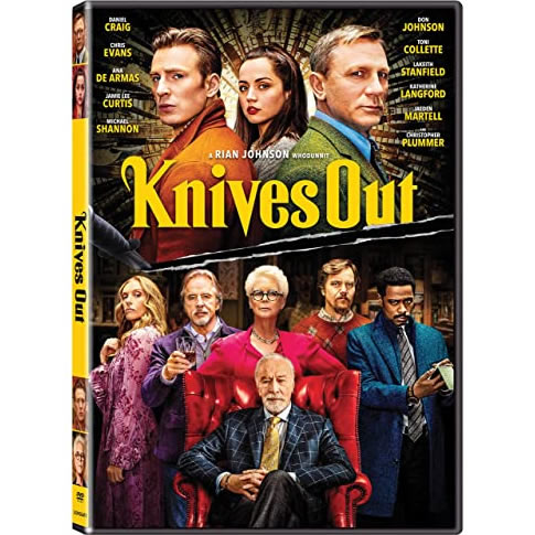Knives Out (1-Disc DVD)