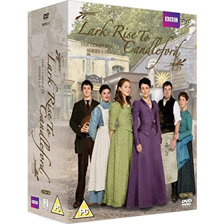 Lark Rise To Candleford Complete Series 1-3 (14-Disc DVD)