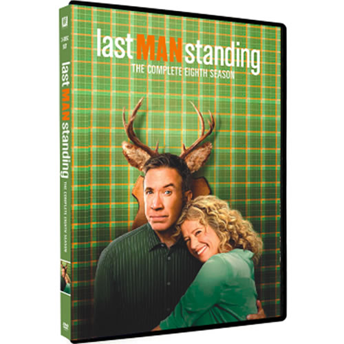 Last Man Standing - The Complete Season 8 (3-Disc DVD)