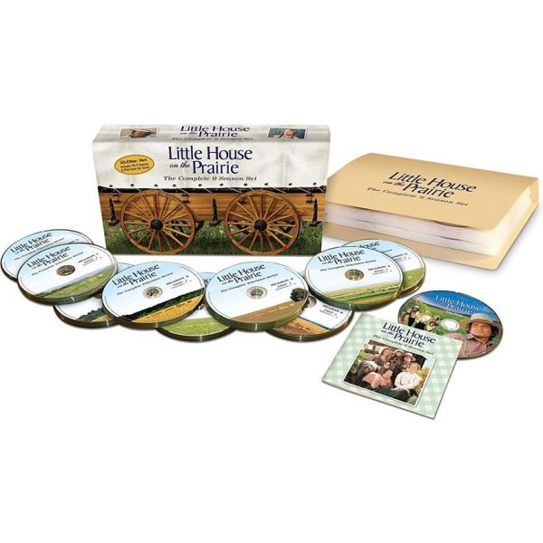 Little House on the Prairie, The Complete 9 Season Set 55-Disc (55-Disc Box Set)